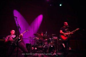 The Unoriginals band concert photo